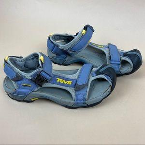 TEVA Women's Sturdy Closed Toe Sandals Size 9